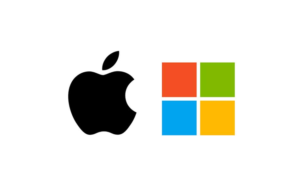 apple inc vs microsoft Which of these tech titans is the best choice for your portfolio.